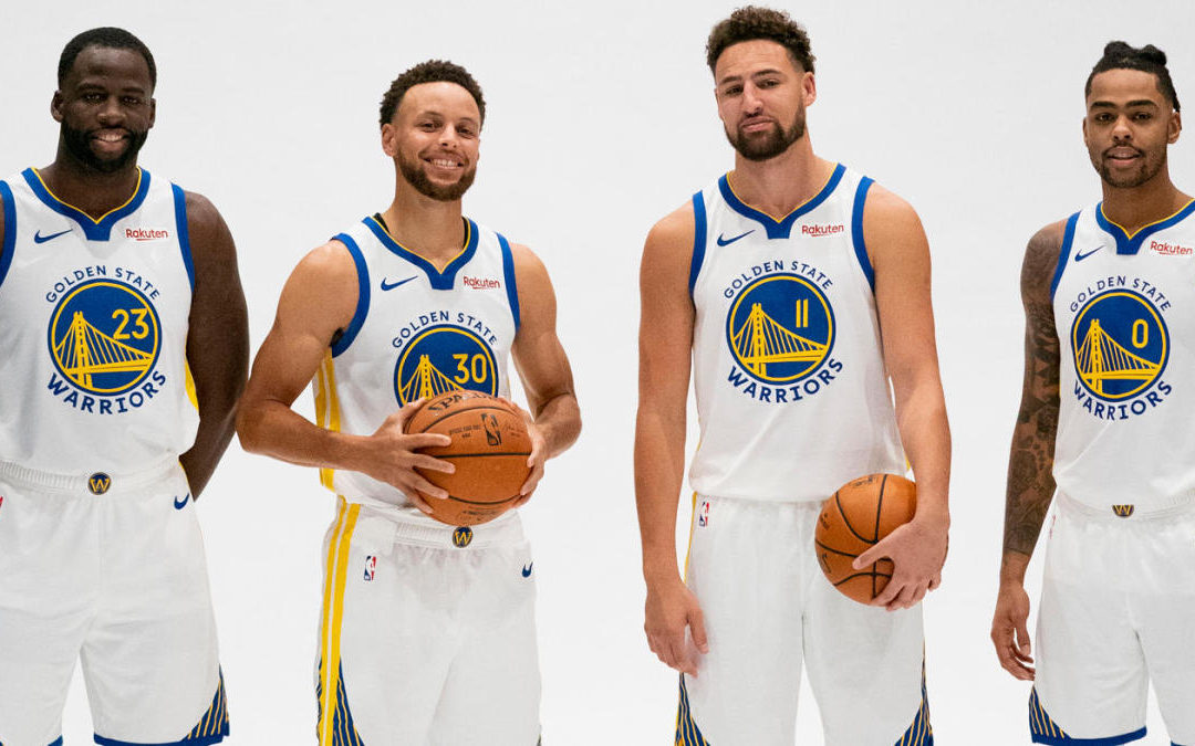 NBA Odds Change For the Golden State Warriors