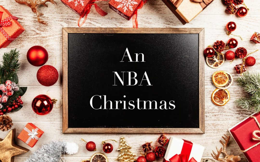 Get Your Sportsbook Ready For an NBA Christmas