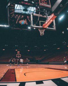 NBA season restart