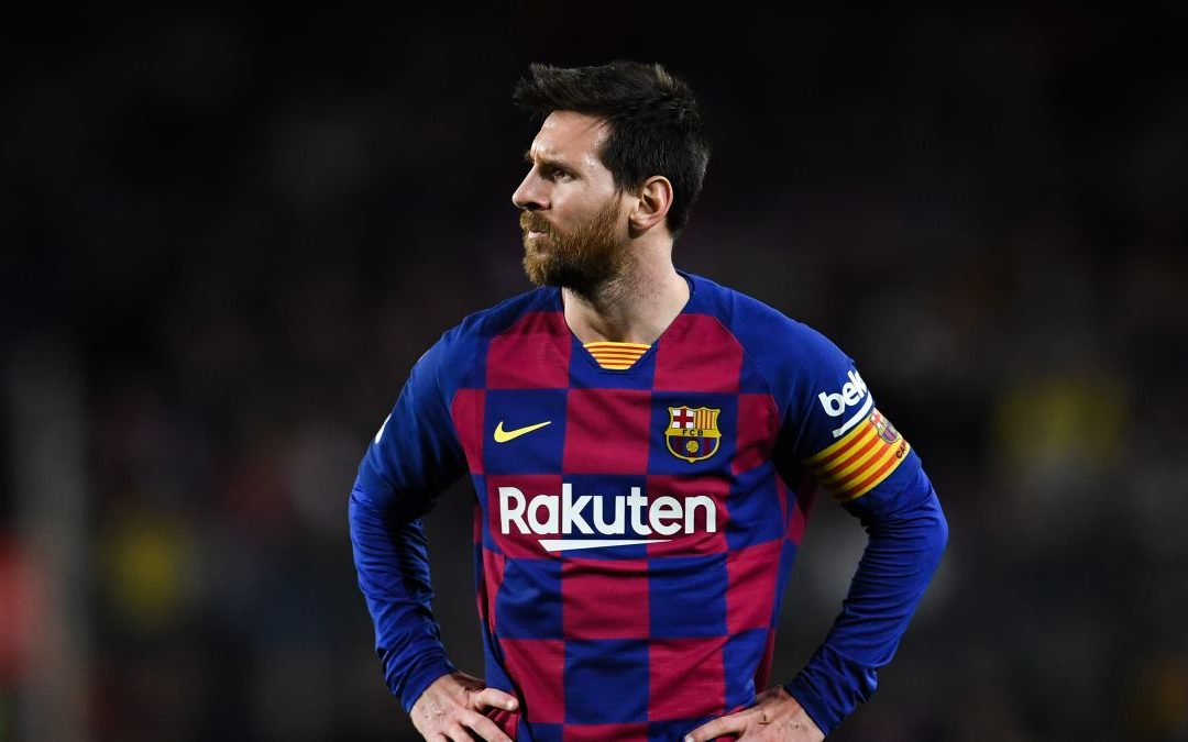 An End of An Era: Messi Leaves Barcelona