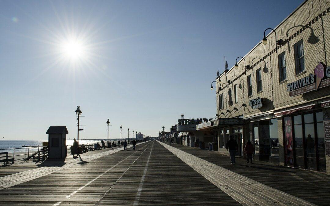 New Jersey Almost Hits Billion Dollar Handle