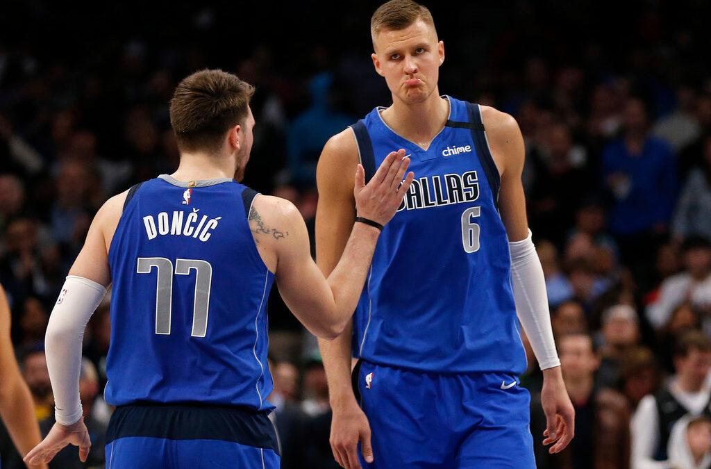 Celtics-Mavs Trade Talks Focuses on Porzingis