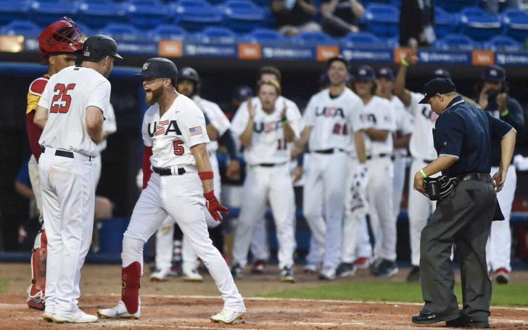 Team USA Baseball Roster for Tokyo Olympics